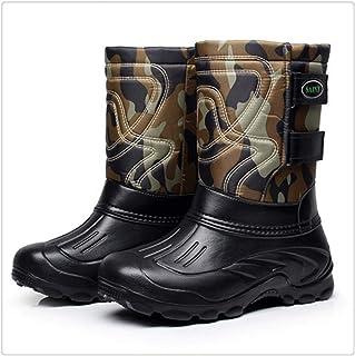 Christmas Winter Shoes Men Outdoor Snow Boots Zapatos De Hombre Waterproof Boots