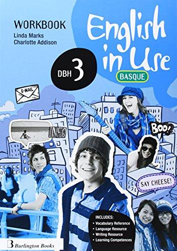 English In Use 3. Workbook. Basic. Eso 3 - Edition 2014 (País Vasco)