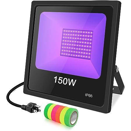 QUANS 50W Ultra Violet UV LED Light for Curing Glue