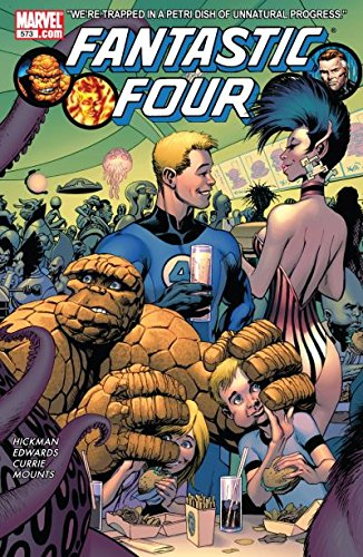 Fantastic Four (1998-2012) #573 (English Edition)