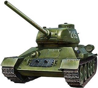 ブロンコモデル 1/32 ソ連軍 T-34/85中戦車 朝鮮戦争人民英雄215号車 プラモデル CBM3201