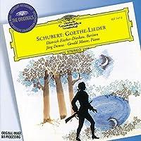 Schubert: Goethe-Lieder / Fischer-Dieskau, Demus, Moore (1999-06-15)