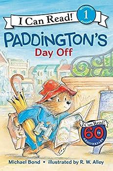 Paddington's Day Off (I Can Read Level 1) Paperback