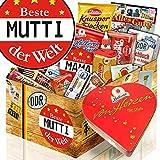 Herz Box Halloren + beste Mutti + DDR Ostprodukte + Idee zum Geburtstag