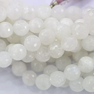 faceted moonstone jewelry