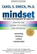 Mindset: The New Psychology of Success Book PDF