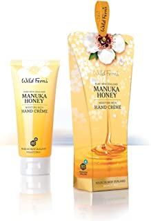 Wild Ferns Manuka Honey Moisture Rich Hand Cream