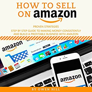 How to Sell on Amazon cover art