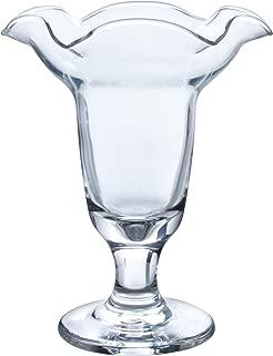 東洋佐々木ガラス パフェグラス 約φ11.2×13.7cm プルエースパーラー 日本製 食洗機対応 35802