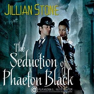 The Seduction of Phaeton Black audiobook cover art