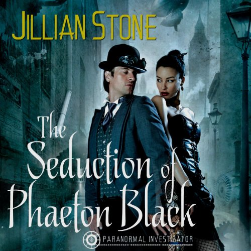 The Seduction of Phaeton Black audiobook cover art