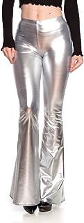 Cemi Ceri Women's J2 Love Faux Leather Bell Botom Flare...