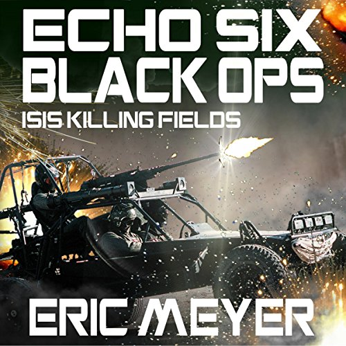 Echo Six: Black Ops audiobook cover art