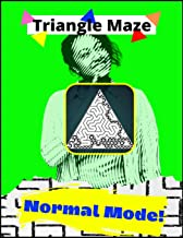 Triangle Maze - Normal Mode: A Fresh Challenge On A Classic For Children, Adults and Older Adults!