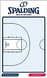 Spalding 8391CN - Pizarra táctica para Baloncesto