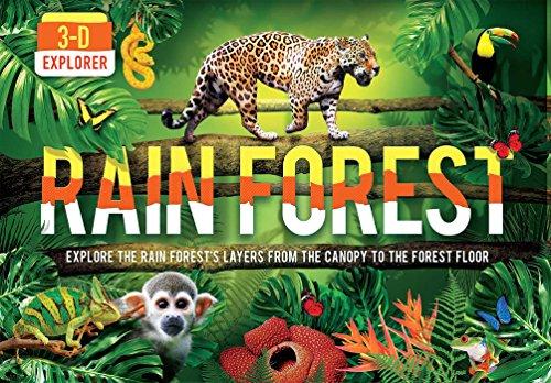 3-D Explorer: Rain Forest