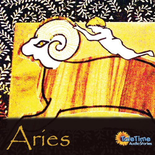 Aries audiobook cover art