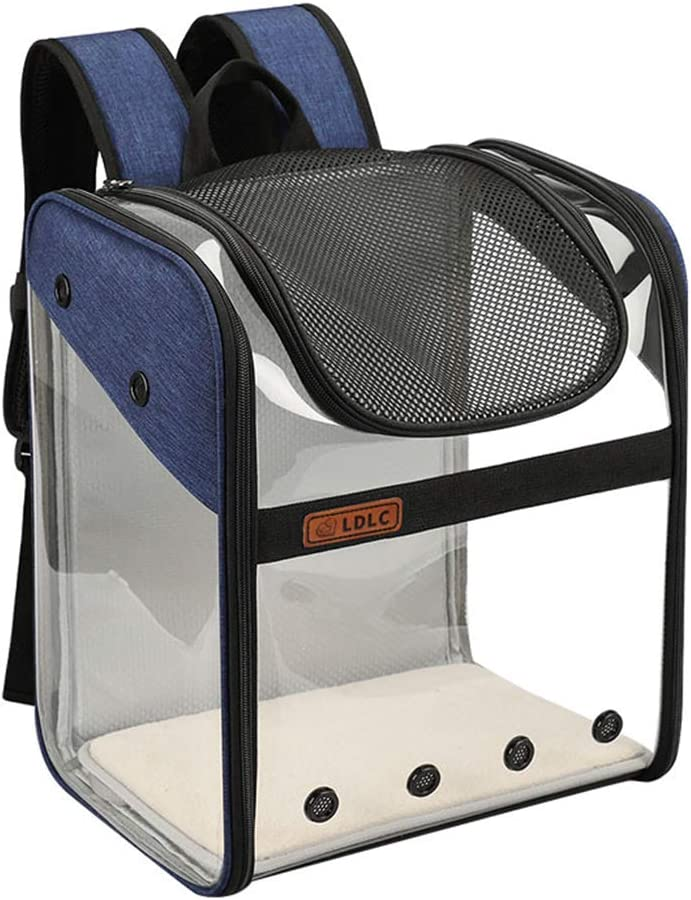Raleigh Mall YUKABAN Pet Carrier Backpack for Dogs Sales for sale Carri Cats and Cat Puppies