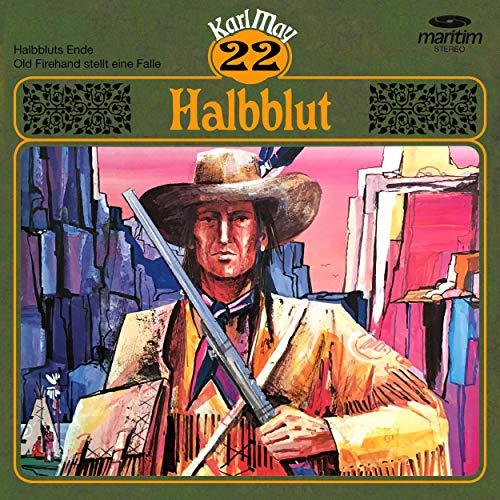 Halbblut audiobook cover art