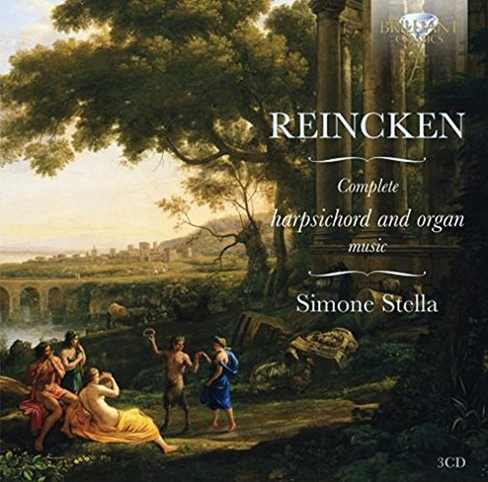 Reincken: Complete Harpsichord & Organ Music