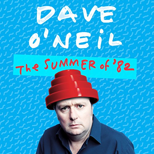 The Summer of '82 audiobook cover art