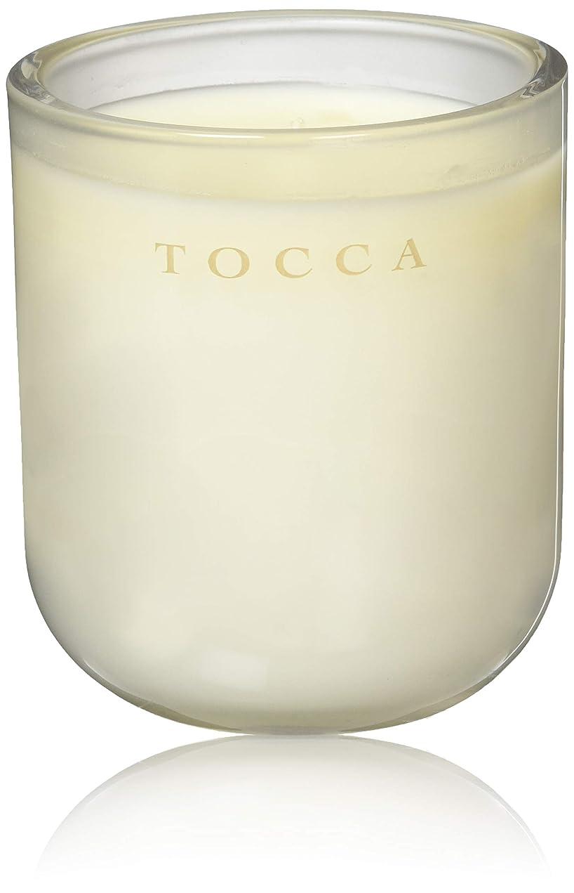 自動現れる無駄なTOCCA(トッカ) ボヤージュ キャンドル モントーク 287g (ろうそく 芳香 キューカンバーの爽やかな香り)