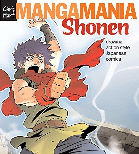 Shonen: Drawing Action-style Japanese Comics