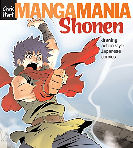 Shonen: Drawing Action-style Japanese Comics