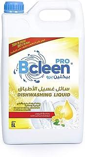 Bcleen Dish Wash Liquid for Dishwashing, Lemon - 5L