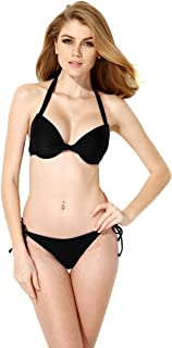 XSY Women Add 2 Cups Bikini Push up Bathing Suit Padded Bra Swimwear Swimsuit