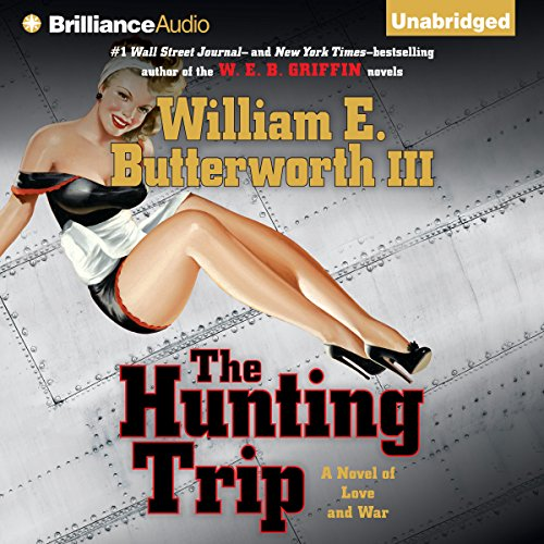 The Hunting Trip audiobook cover art