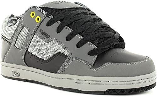 DVS Enduro 125 noir gris Leather Nubuck Deegan 8UK