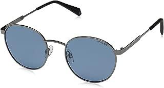 Polaroid Gradient Round Women's Sunglasses - (PLD 2053/S PJP 51C3 51 Blue Color)