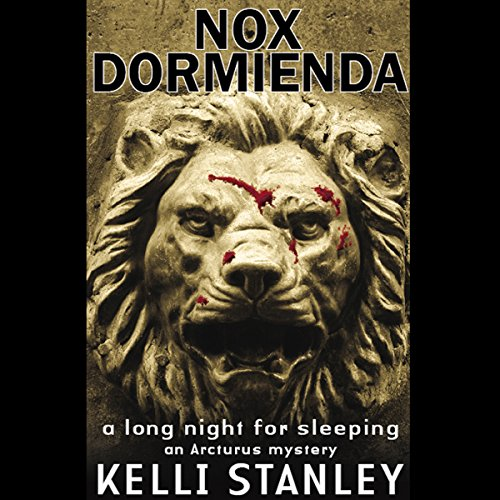 Nox Dormienda (A Long Night for Sleeping) audiobook cover art