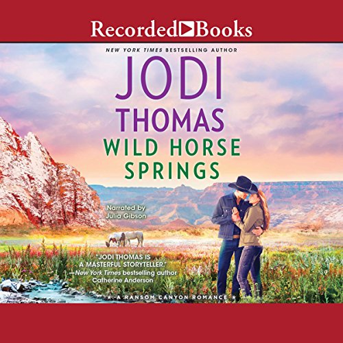 Wild Horse Springs audiobook cover art