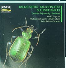 Corrette , Vejvanovsky , Beethoven - Suites De Ballet - Koch