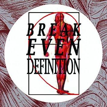 Break Even: Definition