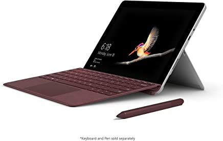 Microsoft Surface Go (Intel Pentium Gold, 8GB RAM, 128GB) (Certified Refurbished)