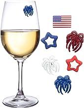 Patriotic Decorations Your Wine Glass