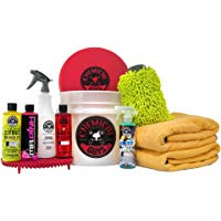 11-Piece Chemical Guys HOL132 Best Car Wash Bucket Kit