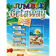 Jumble Getaway: Your Ticket to a Paradise of Puzzles! (Jumbles)