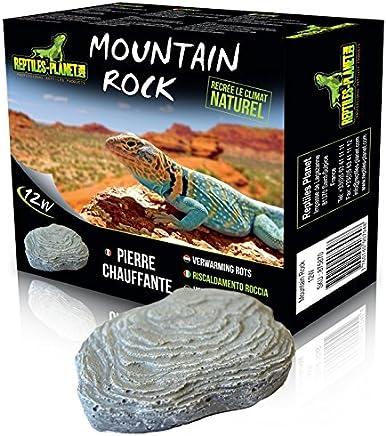 Reptiles Planet Mountain Rock - Piedra calefactora para Reptiles y Anfibios