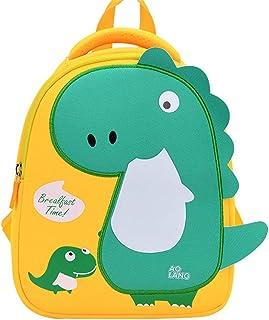 MITOWERMI Kids Backpack 3D Cute Dinosaur Schoolbag for Boys Girls