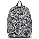 Vans OLD SKOOL III BACKPACK Mochila tipo casual 42 centimeters 22, Blanco/Negro