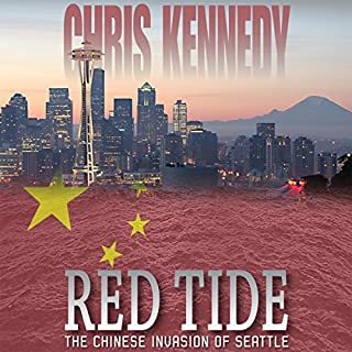 Red Tide: The Chinese Invasion of Seattle audiobook cover art