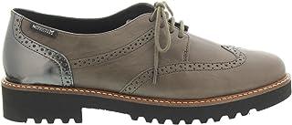 Mephisto - Zapatos de cordones de Piel para mujer gris gris