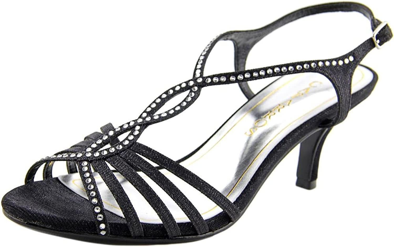 Caparros Sabrina Women US 6 Black Sandals