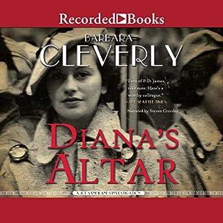Diana's Altar audiobook cover art