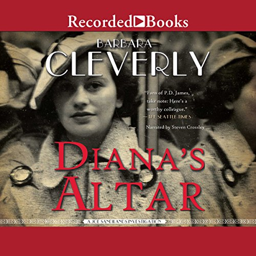 Diana's Altar audiobook cover art