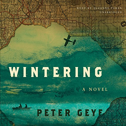 Wintering audiobook cover art